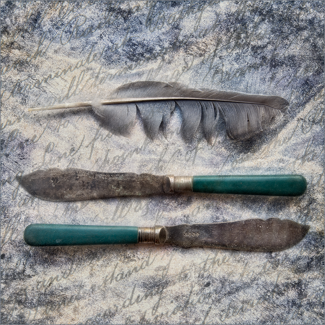Fish knives and Feather