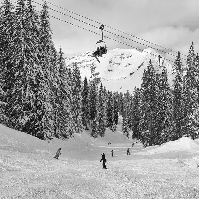 Ski Sunday - Alison Smith